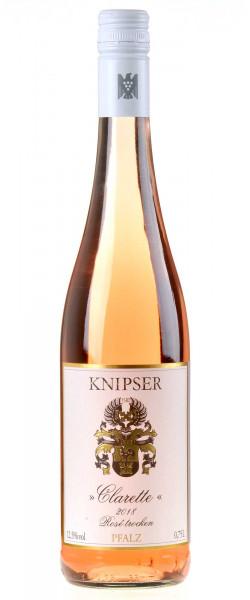 Weingut Knipser Rosé Clarette 2018