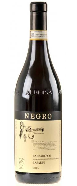 Negro Angelo e Figli Barbaresco Basarin 2015