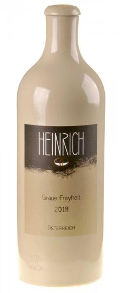Heinrich Graue Freyheit Bio 2018