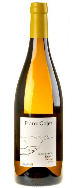 Franz Gojer - Glögglhof Südtiroler Kerner Karneid 2019