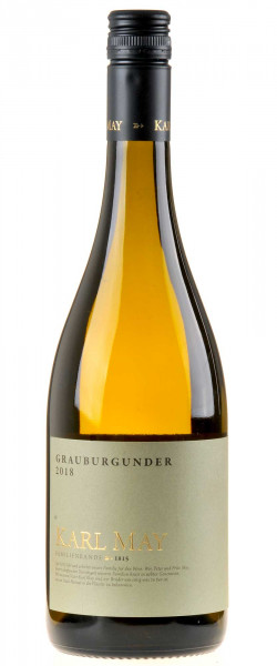 Karl May Grauburgunder 2018