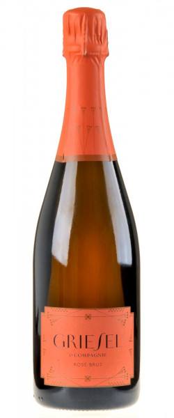 Griesel & Compagnie Rosé Brut -Tradition 2016