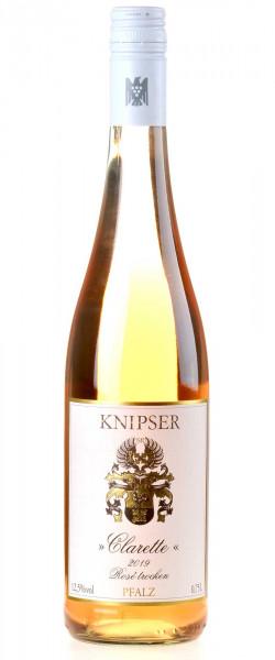 Weingut Knipser Rosé Clarette 2019