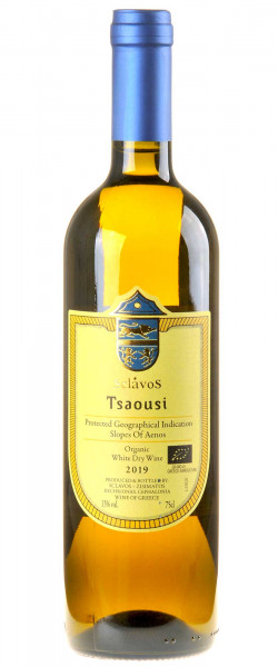 Sclavos Wines Tsaousi 2019