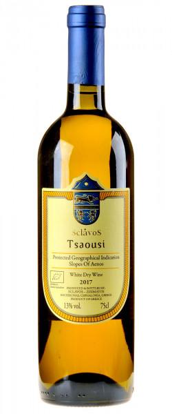 Sclavos Wines Tsaousi 2017