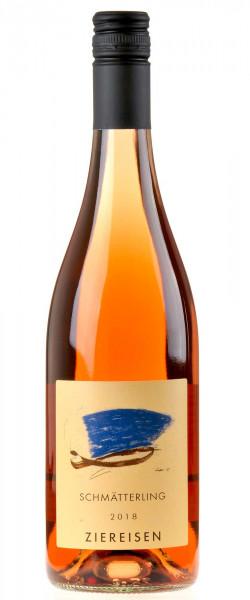 Weingut Ziereisen Schmätterling Rosé 2018
