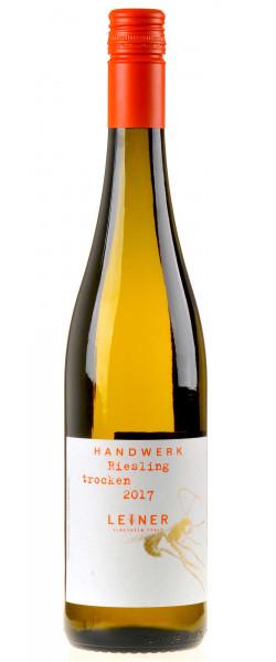 Weingut Leiner Riesling Handwerk 2017