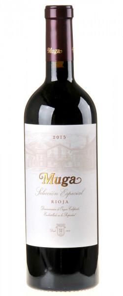 Bodegas Muga Rioja Reserva Seleccion Especial 2015