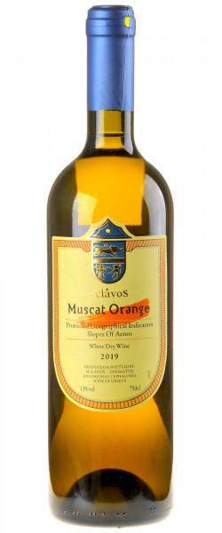 Sclavos Wines Muscat Orange 2019