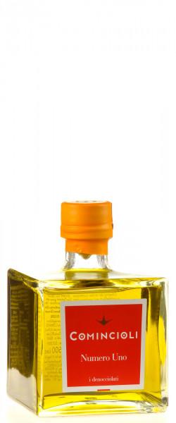 Gianfranco Comincioli Numero uno Olivenöl Extra Vergine i denocciolati 2018 500ml Flasche