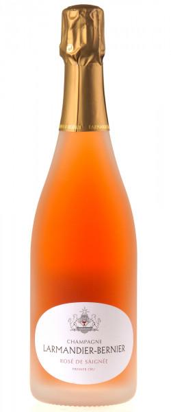 Larmandier-Bernier Champagne Rosé de Saignée Premier Cru Extra Brut Bio