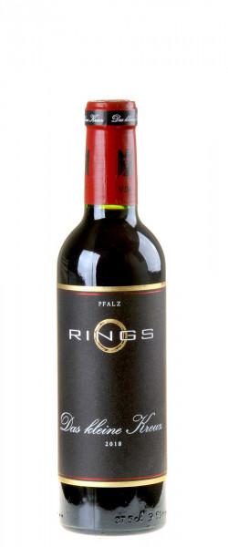 Weingut Rings Das kleine Kreuz Rotweincuvée 2018 0,375l