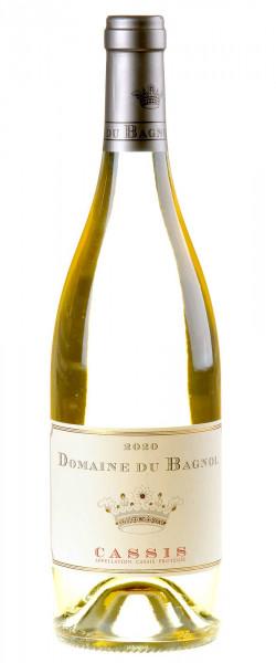 Domaine du Bagnol Cassis Blanc Bio 2020