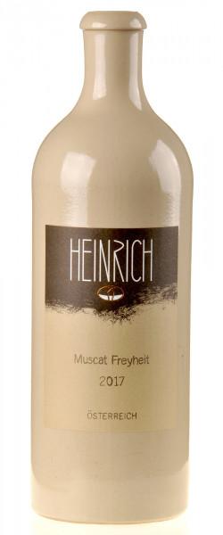 Heinrich Muscat Freyheit Bio 2017