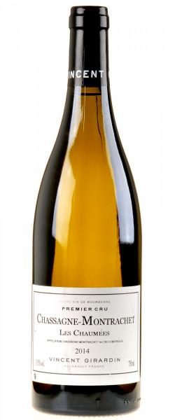 """Vincent Girardin Bourgogne Blanc Chassagne-Montrachet 1er Cru """"Les Chaumées"""" 2014"""