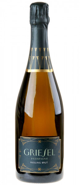 Griesel & Compagnie Riesling Brut -Tradition- 2018