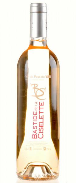 Bastide de la Ciselette Rosé Vin de Pays du Var Ciselette 2018