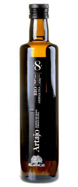 Artajo 8 Arbequina Olivenöl Extra Vergine Bio 2019 500ml