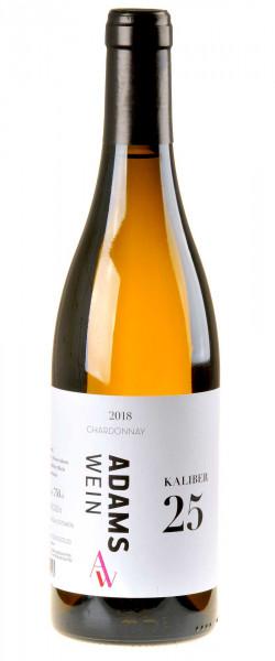 AdamsWein Kaliber 25 Chardonnay 2018