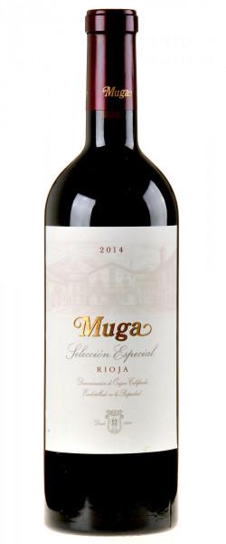 Bodegas Muga Rioja Reserva Seleccion Especial 2014