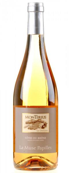 Montirius La Muse Papilles Rosé 2018 Bio