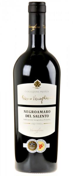 Varvaglione Cosimo Varvaglione Collezione Privata Negroamaro del Salento old vines 2014